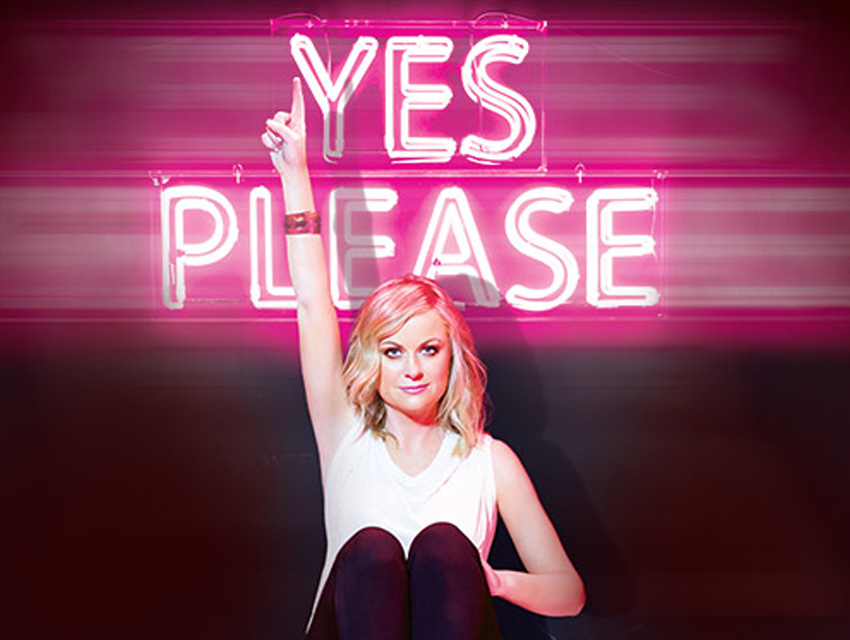 Image: Amy Poehler's Yes, Please