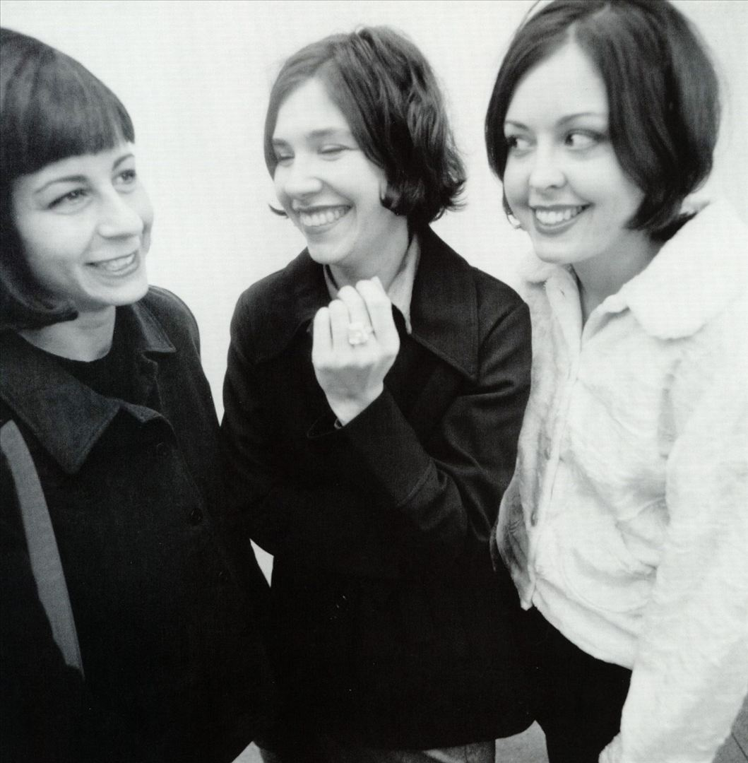 Image: Sleater-Kinney in the '90s